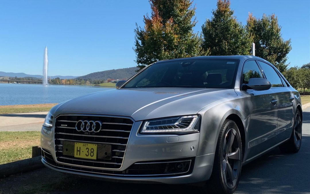 Need a Canberra taxi? Why not travel with a Canberra chauffeur service instead?